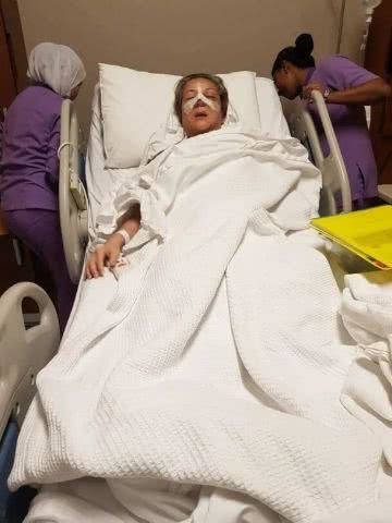 <b>64岁香港著名女星曼谷遇车祸撞歪鼻梁 表示看透生死有人生感悟</b>