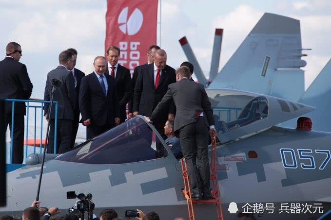 <b>歼31痛失订单,土耳其宣布采购俄制战机,发动机再次拖后腿</b>