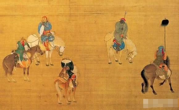 古时战场上所骑的坐骑是公马还是母马?