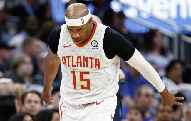 <b>42岁飞人如愿签约NBA合同,22个赛季,他想以老鹰球员退役</b>