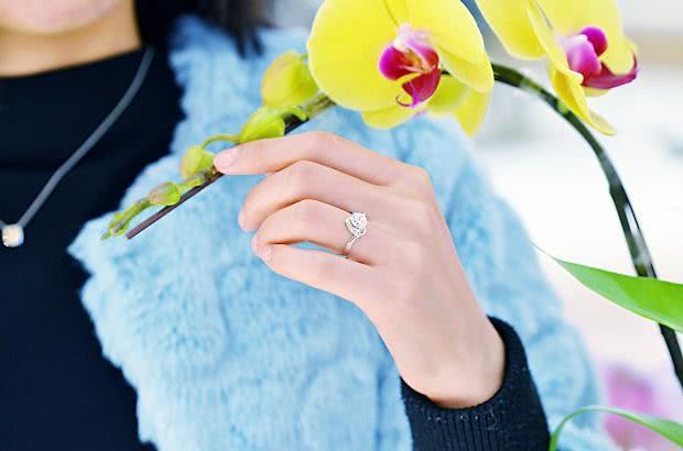 结婚戒指应该戴在哪只手上?为什么要这样佩戴结婚戒指?