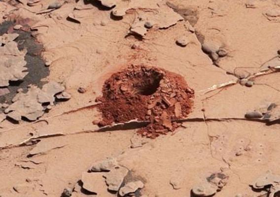 """火星发现悬浮""""飞行器"""",它来自何方?专家得出了惊愕的答案"""