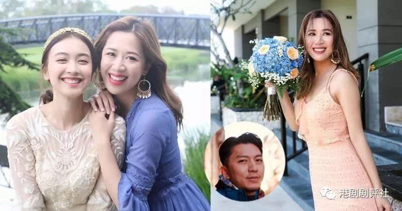 TVB小花成功抢朱千雪花球 获旧爱袁伟豪留言祝福
