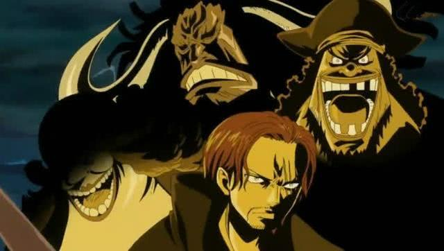 海贼王:把霍金斯吓破胆的四皇,被他称为怪物,他们怪在哪里?