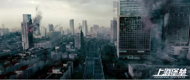 《上海堡垒》全网上线后,口碑再次暴跌,鹿晗流量王国的坍塌