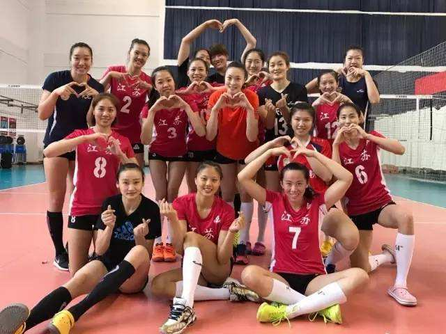 青运会:江苏女排输掉决赛,却赢得了未来