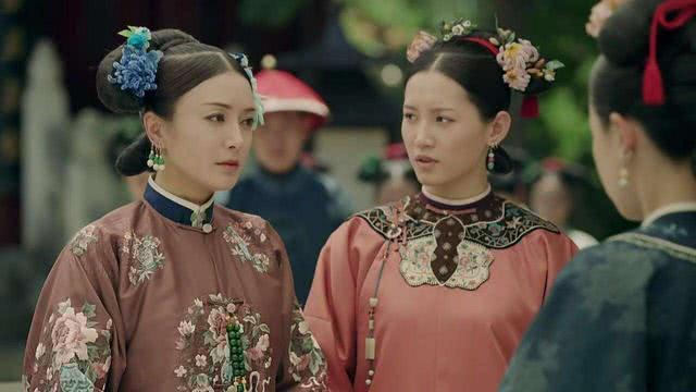 <b>她就是历史上的尔晴,给傅恒生下三个儿女,家族出了三位大清皇后</b>