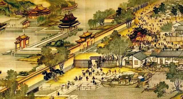 早在此时,中国就出现了资本主义萌芽,比鸦片战争时期早了数百年