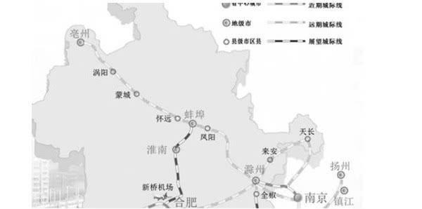 滁宁铁路正在建设:沿线皖宁美景堪称一绝,这些风景千万别错过