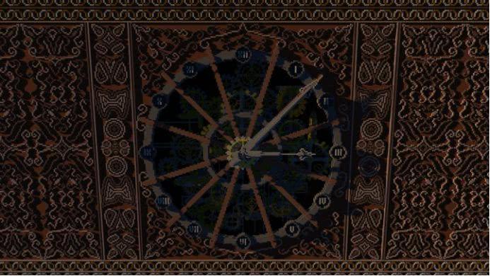 """都说送""""钟""""不吉利 《我的世界》里送这些钟表我表示不嫌多"""