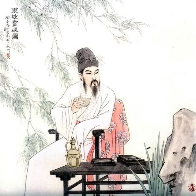 妻子睡着了,苏轼写了一首词夸赞她,从里到外夸了一个遍