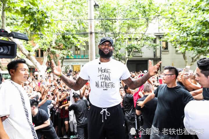 <b>湖人季前赛中国行詹姆斯已经迫不及待了!</b>
