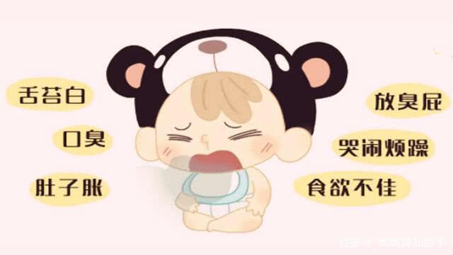 <b>积食危害大,宝宝如果有以下这几种症状宝妈不要再喂了!</b>