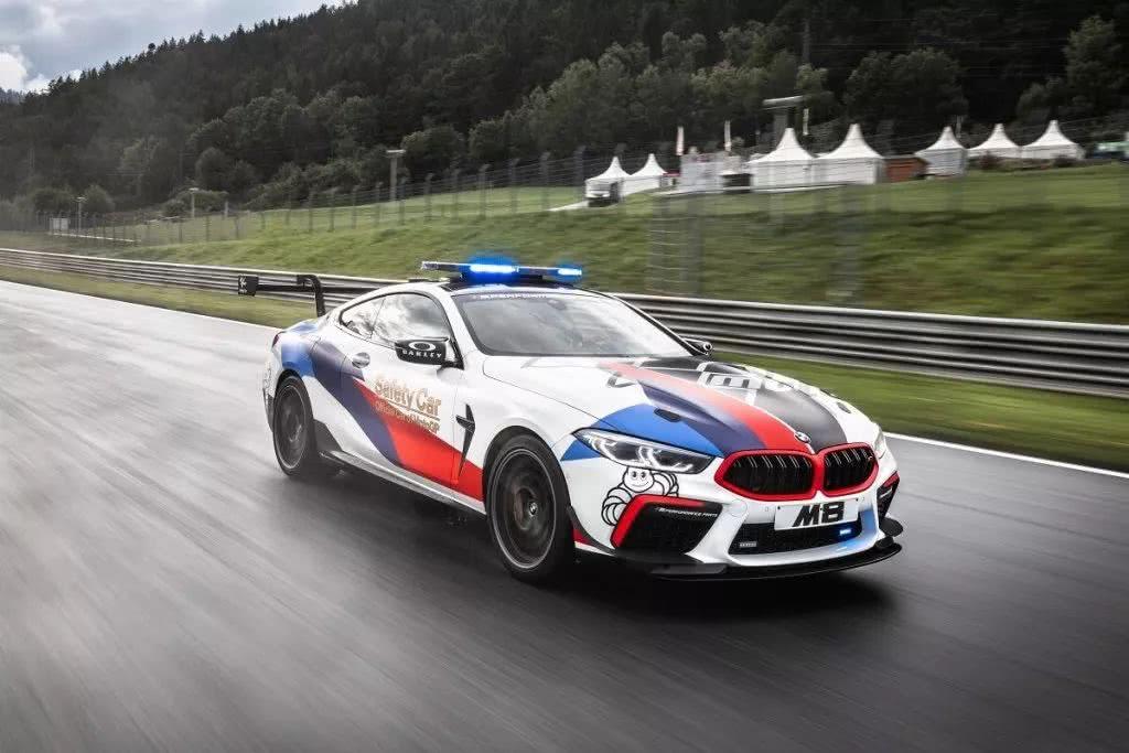 与MotorGP合作无间20载,BMW推出全新M8 Safety Car