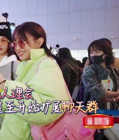 王子文在综艺节目里出镜,戴口罩纯素颜还能认出,气场太强了