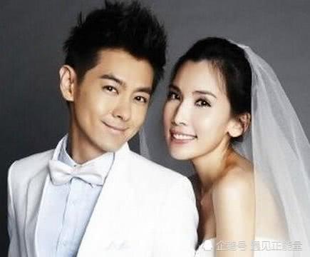 林志颖陈若仪庆祝结婚纪念日,KIMI十分识趣,网友:真乖
