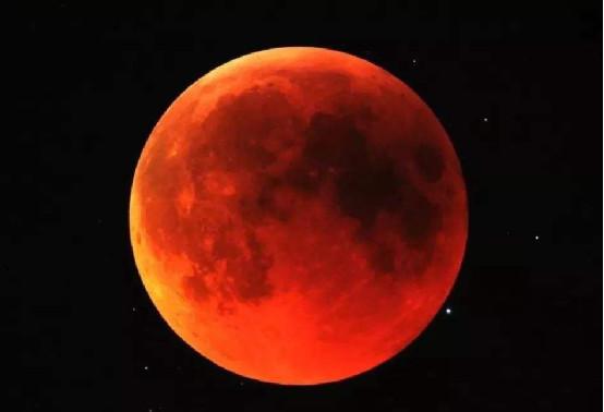 历史上出现血月时都发生了什么?与悲剧时间重合,跟宗教也有关联