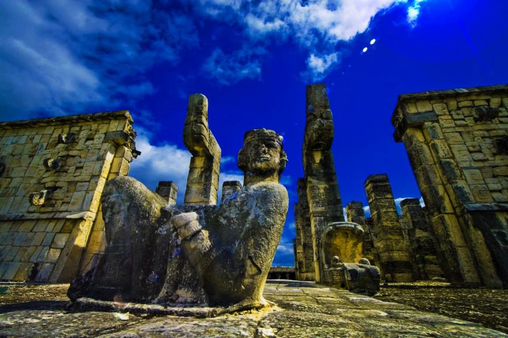 文化旅游:世界上十大古玛雅遗址,你去过几处?