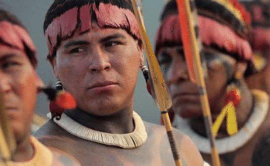 南美洲一个神奇的原始部落,族人全靠手语交流,吃毒蛇蚁虫为生!