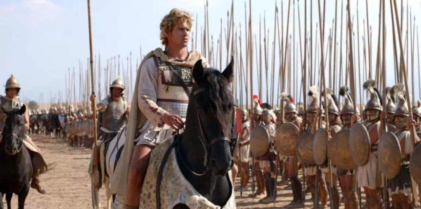 秦朝和亚历山大军队交锋,谁会胜出?外国学者:这不是一个等级