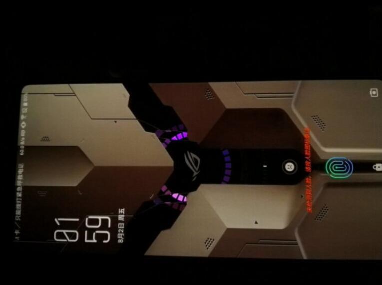 ROG游戏手机2的屏幕还是不够完美!网友催更DC调光功能