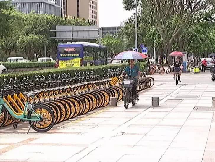 禅桂5万摩拜单车换新车,市民却说不太想用?