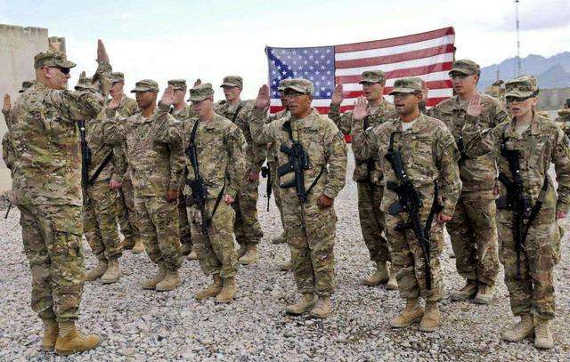 利益为重的美国!美军从伊拉克撤退,大量美军却到叙利亚境内