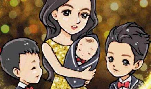<b>第三胎儿子被指是人工代孕,张柏芝亲自辟谣:我自己生的孩子!</b>