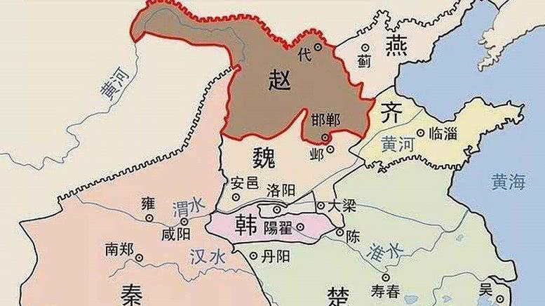 唯有此国能与秦国抗衡,不愿将领地割给秦国,两场战役后才肯屈服