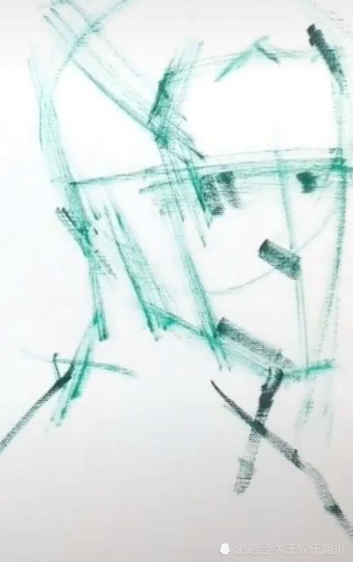 美术生画人物,开始:这是什么东西?看完后:我是什么东西