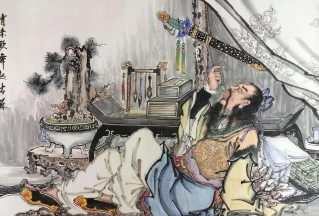"""""""卧薪尝胆""""不存在?古墓出的土竹简揭示真相,都是苏轼编的"""