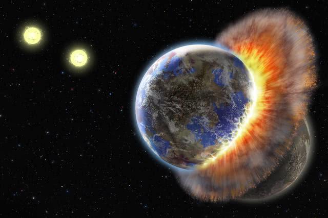 如果反物质地球和地球相撞,会发生什么?太阳都能炸飞4次!