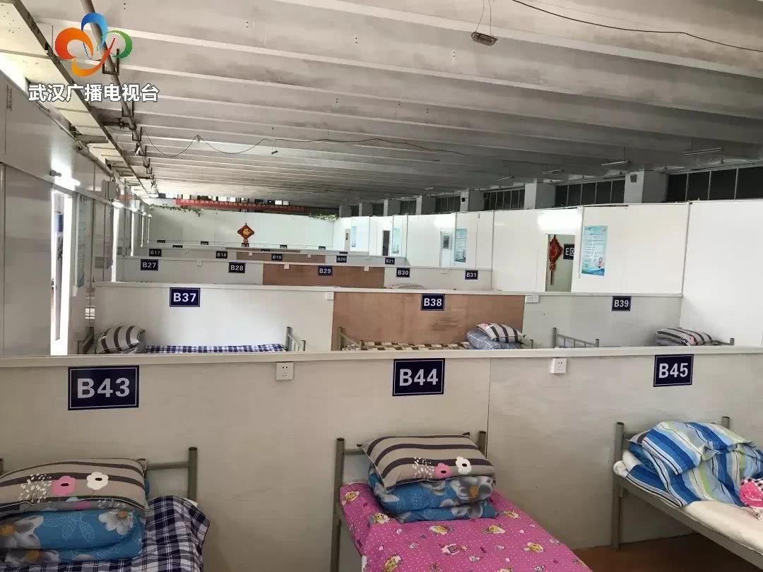 武汉计划再建19家方舱医院