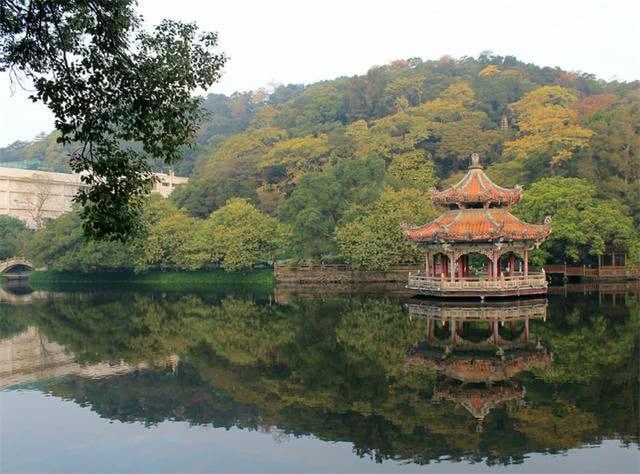 西湖不止杭州有,潮州西湖也很受欢迎,是旅游的好去处