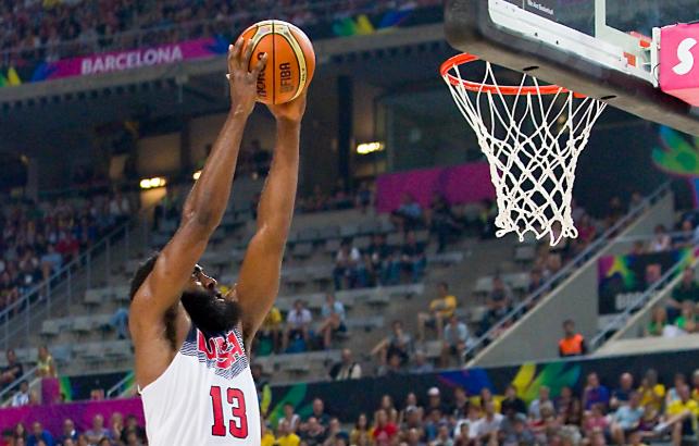 NBA巨星不来中国参赛,澳大利亚吹捧美国队天赋最强,毒奶够猛