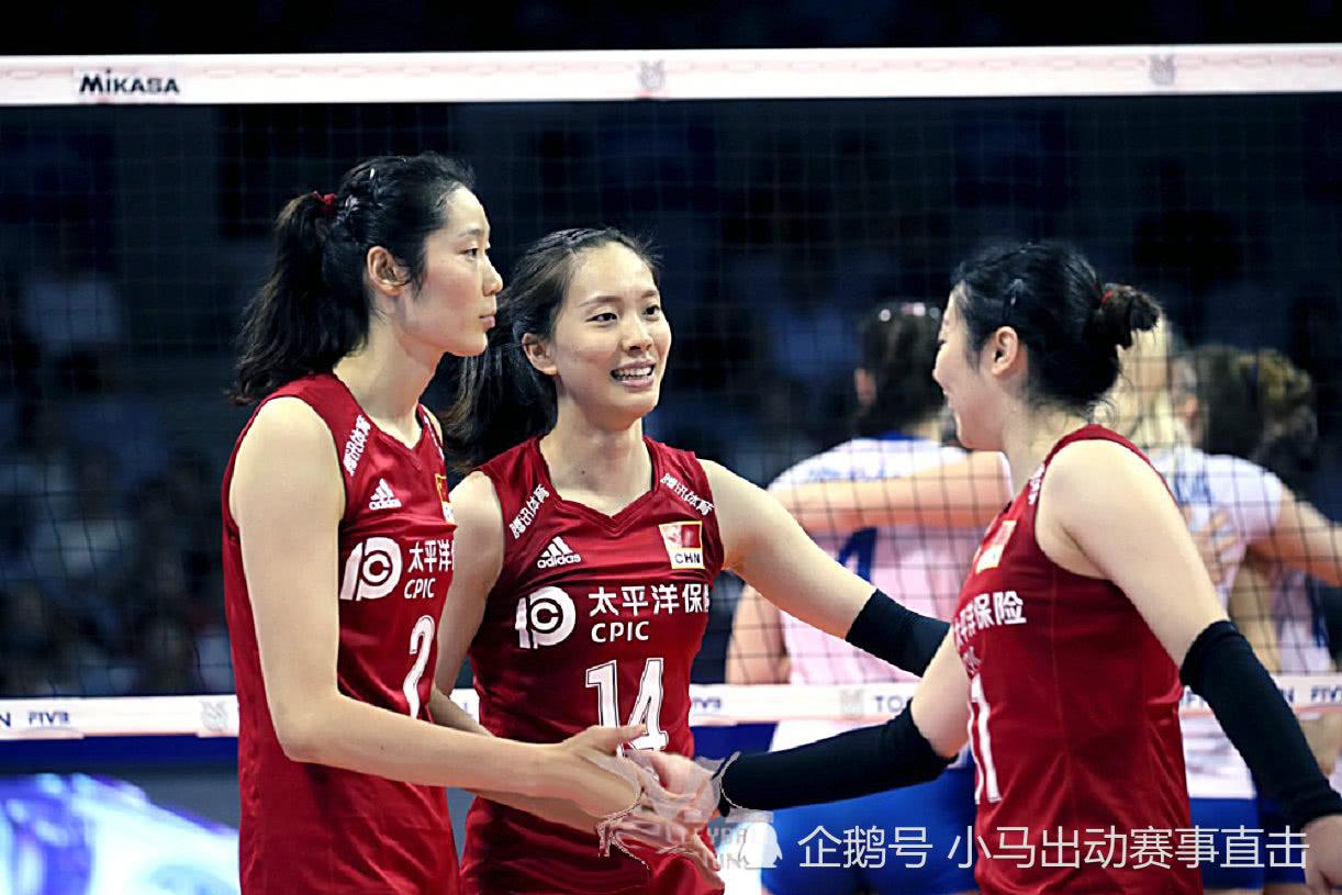 奥运资格赛:中国女排再出击!对手更强压力大!央视5套直播!
