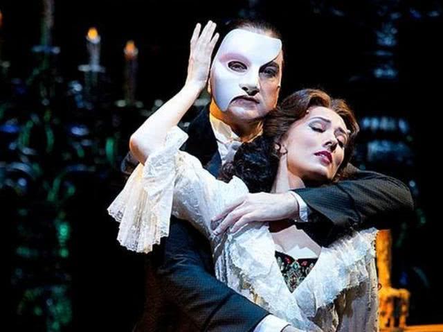 游离于舞台的怪影!FGO人物志:歌剧魅影