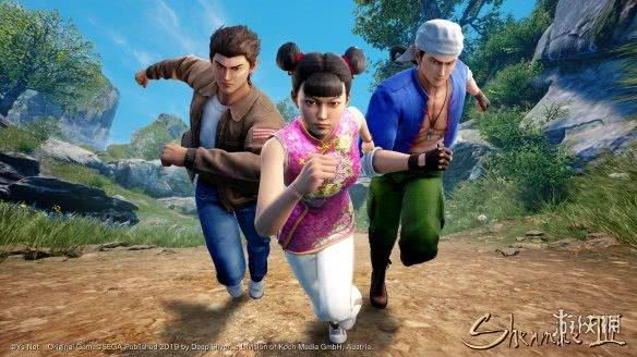《莎木3》首个DLC即将推出 玩家可操控更多角色!