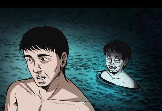 三老爷惊奇手札之《水里的小孩》
