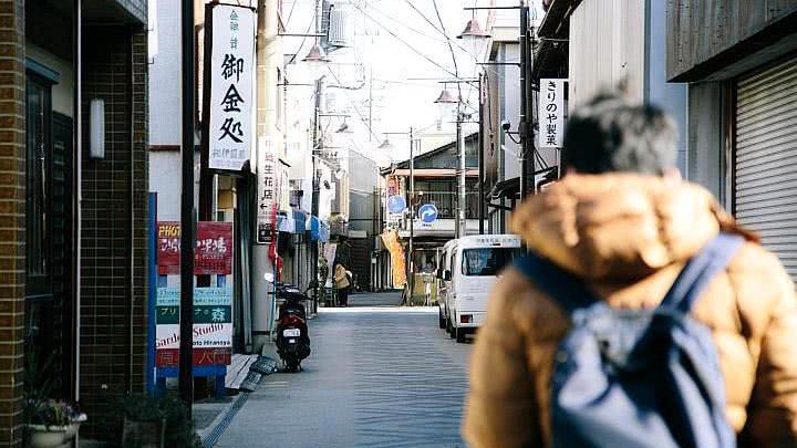 实拍日本世界文化遗产,看看跟中国的相比,水平怎么样?