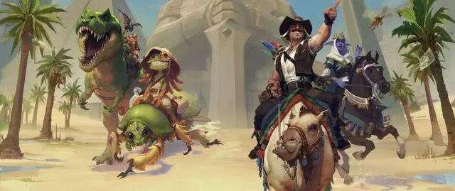 暴雪玩梗脑洞大开,炉石传说的中国梗,怒火中烧誓做人上人