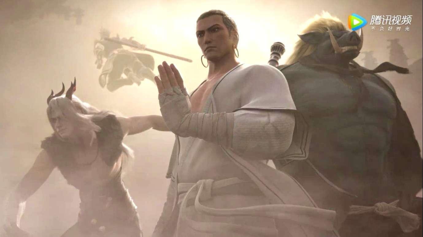 西行纪:唐三藏有多强为救孙悟空,硬拼南海龙王,死战三眼神将