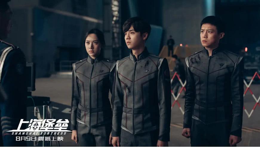 鹿晗《上海堡垒》圆科幻片男主梦,和舒淇感情戏成亮点