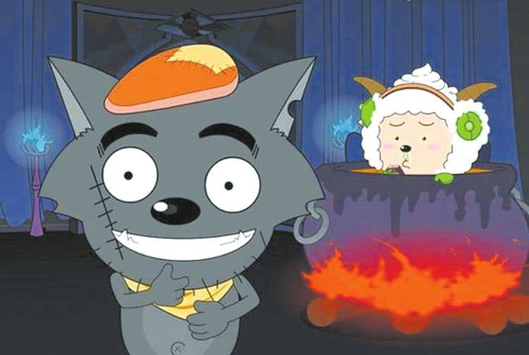 灰太狼脸上的刀疤有何来历?没想到是为了他们,网友:错怪你了