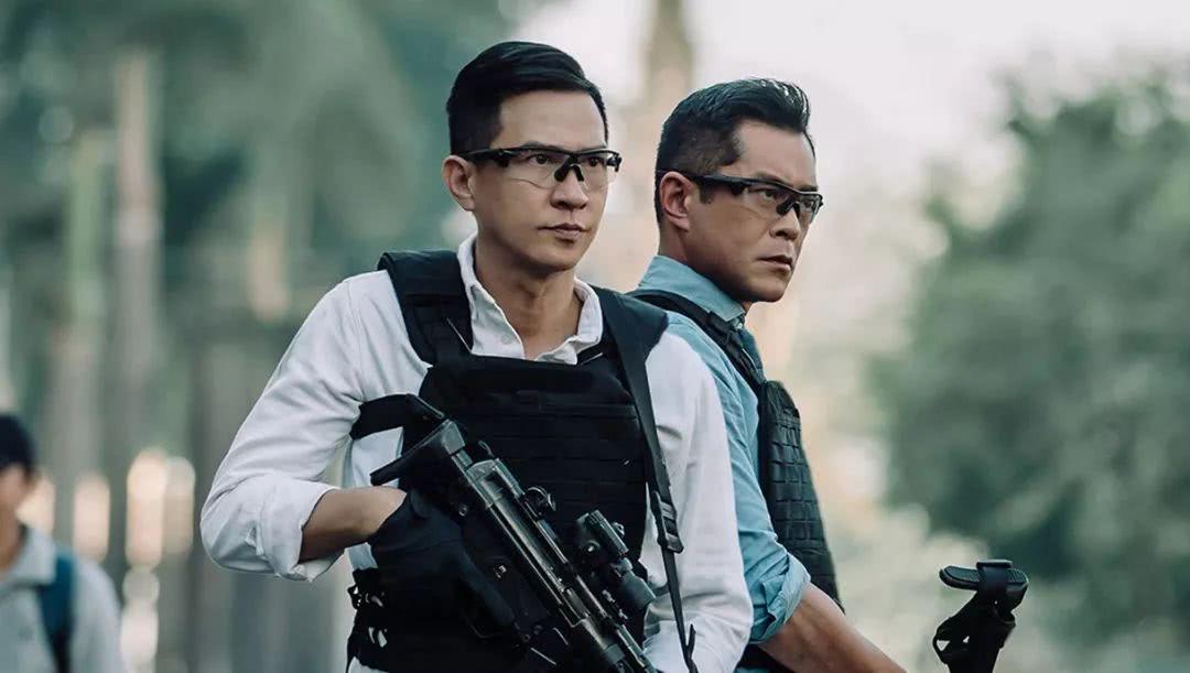 张家辉古天乐主演《使徒行者2》将上映,我最期待的反而是他!