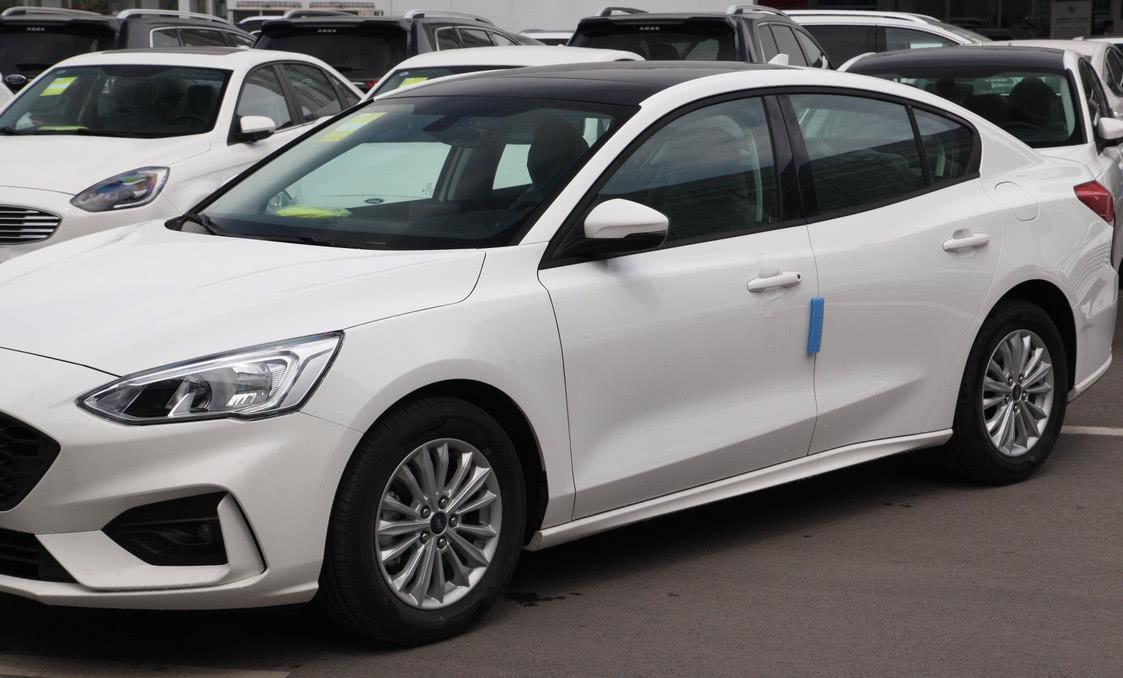 美系最帅轿车换代国六,比英朗帅气太多,可惜新车没人识货!