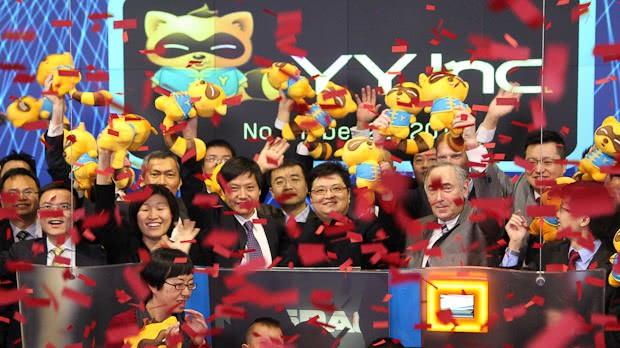 YY欢聚时代2019Q2扭亏为盈 总营收同比增长66.8%