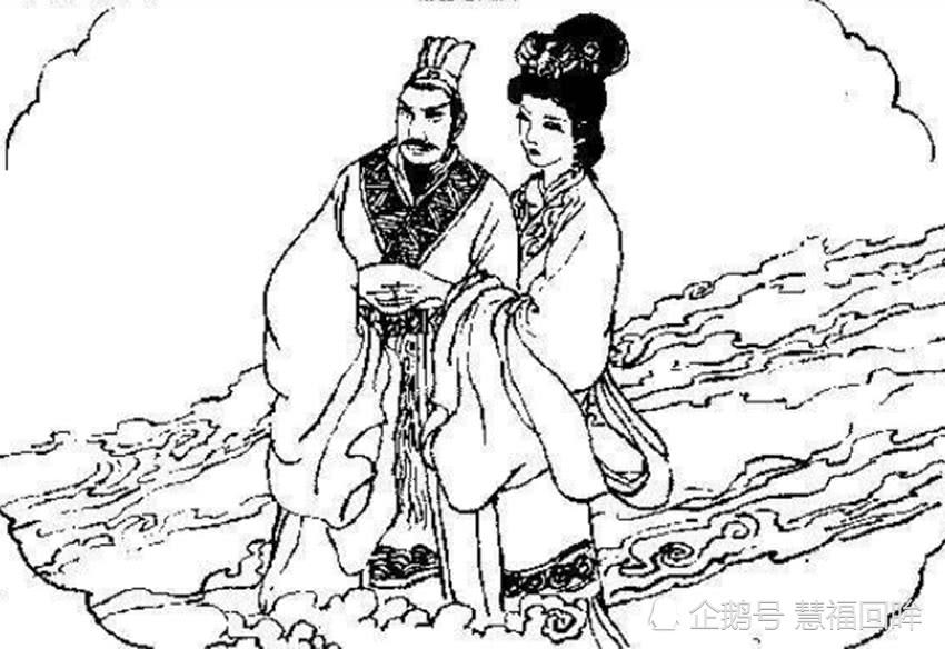 杨广梦见和陈后主、张丽华打架,深感亡国之悲,醒来后却玩得更大