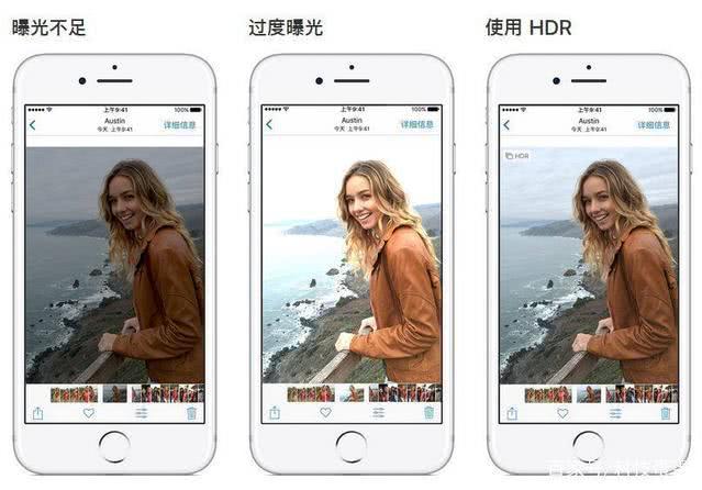为什么手机拍照有时候显示HDR?还要等待几秒钟?