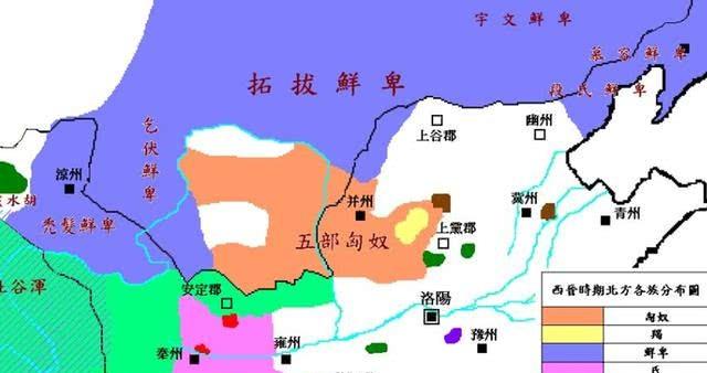 中国史上最动乱时期,这期间汉族人口瞬间减少一半,国家惨不忍睹